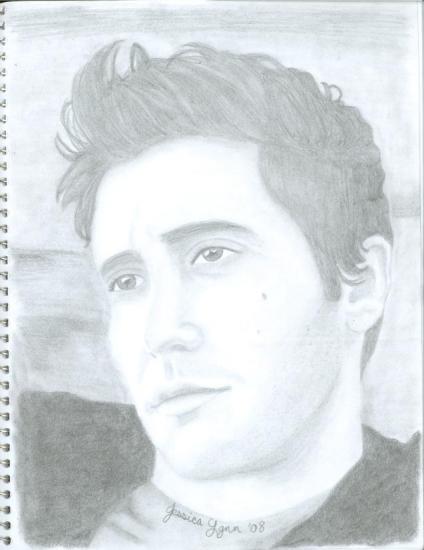 Jake Gyllenhaal by Jessica_17